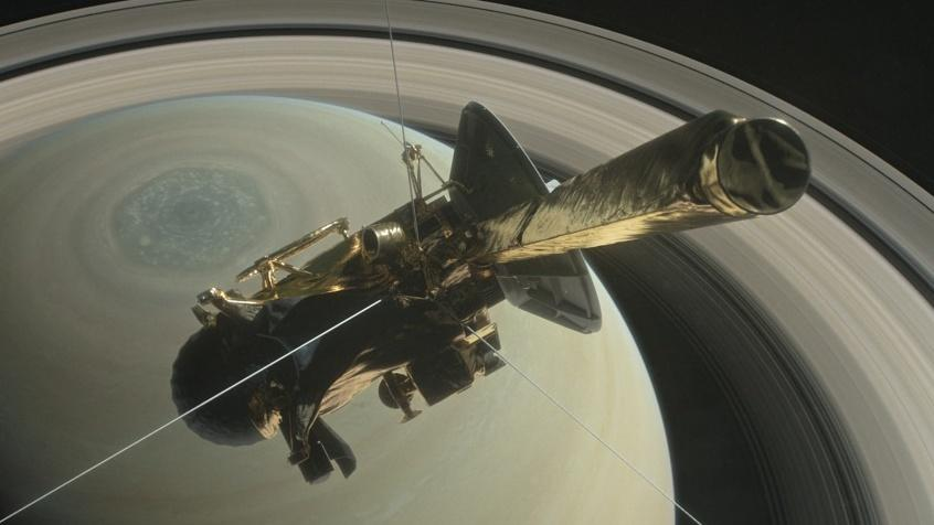 Read more about the article CASSINI – THE GRAND FINALE: ΦΩΤΟΓΡΑΦΙΚΟ ΑΦΙΕΡΩΜΑ