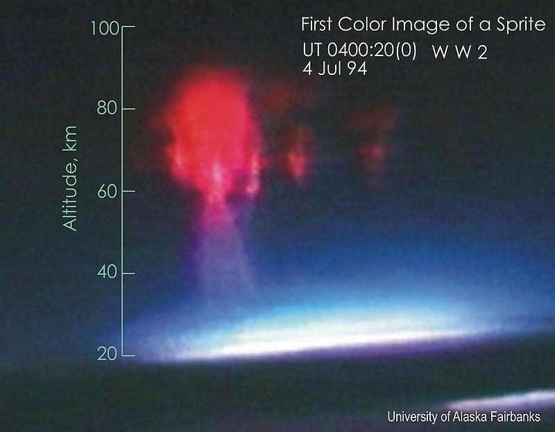 You are currently viewing SPRITE LIGHTNING – ΑΣΤΡΑΠΕΣ ΣΤΗ ΜΕΣΟΣΦΑΙΡΑ, ΠΑΝΩ ΑΠΟ ΤΗ ΣΤΡΑΤΟΣΦΑΙΡΑ!