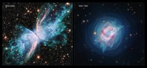 Read more about the article ΤΟ HUBBLE ΠΑΡΑΤΗΡΕΙ ΤΟΝ ΘΑΝΑΤΟ ΑΣΤΡΩΝ ΠΑΡΟΜΟΙΩΝ ΜΕ ΤΟΝ ΗΛΙΟ ΜΑΣ